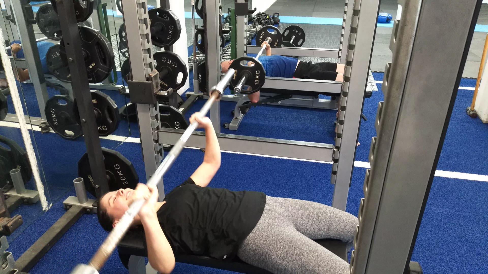 Beginners Fitness Training Program