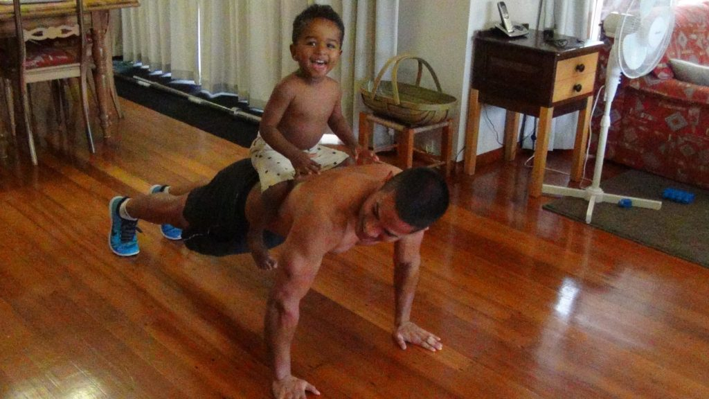 pushup calisthenics strength training